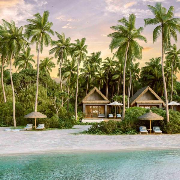 Les villas ou résidences les pieds dans l'eau sont idéales pour profiter des plages ou s'adonner aux sports nautiques proposés.